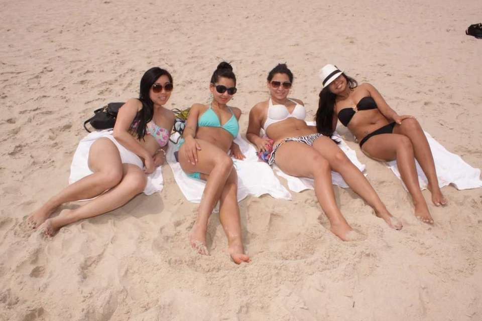 Diane Lee, Jasmine Sanchez, Crystal Sumaya and Jax