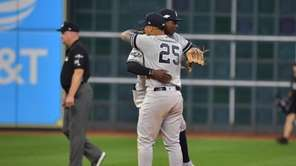 A well-rested Yankees bullpen is ready to take