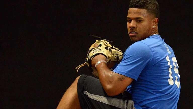Marcus Stroman is 5-2 with Double-A New Hampshire