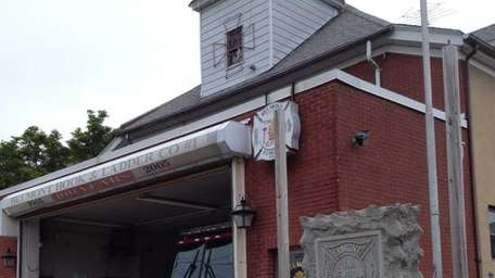 Belmont Hook and Ladder Co. 1, located on