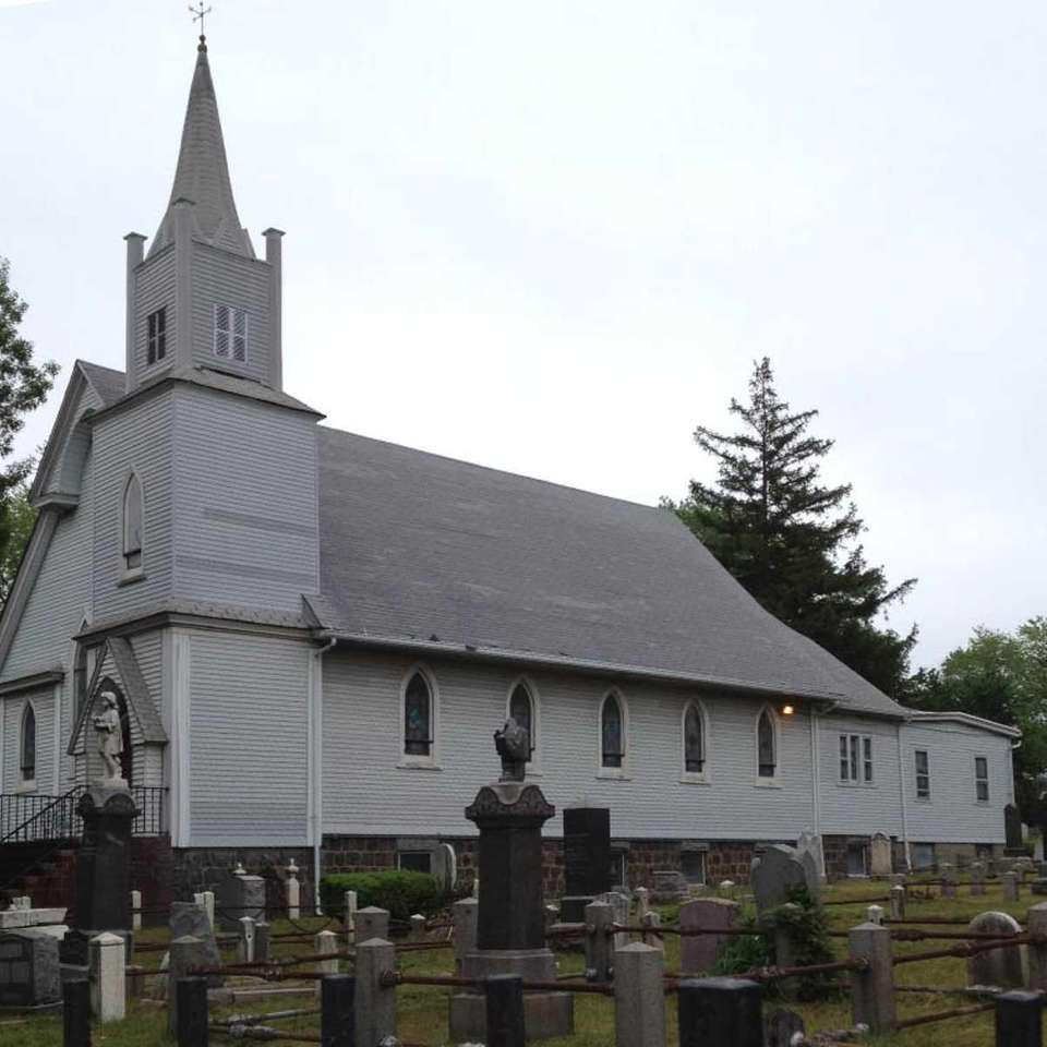St. Paul's German Presbyterian Church and Cemetery is