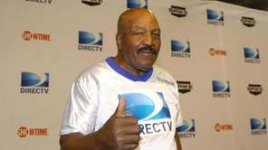 Football Hall of Fame player Jim Brown on