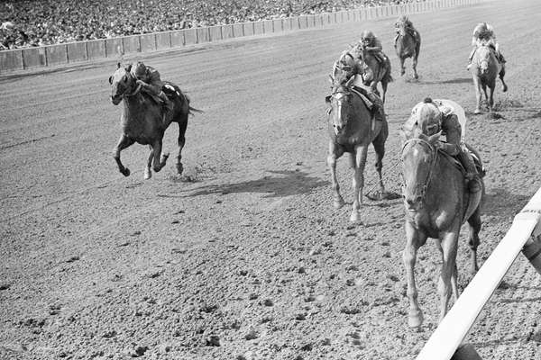 Belmont stakes at aqueduct race track in new york june 8 1963