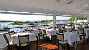 A new restaurant in East Hampton, Andrra offers