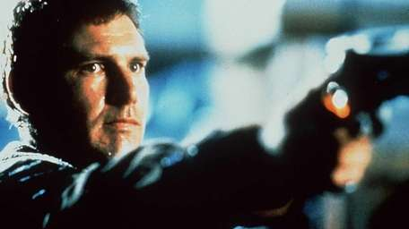 Harrison Ford stars as Deckard in the Classic