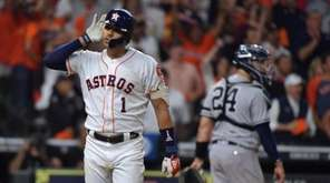 Carlos Correa's walk-off homer to rightfield on J.A.
