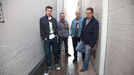Nine Days will perform at 317 Main in