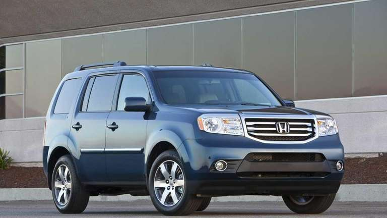 Prices for the 2012 Honda Pilot start at