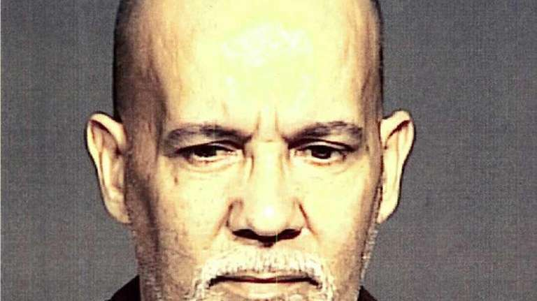 A handout mug shot of Pedro Hernandez, accused