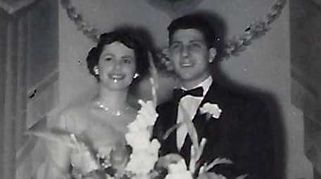 Betty and John Bonsignore of East Meadow, seen