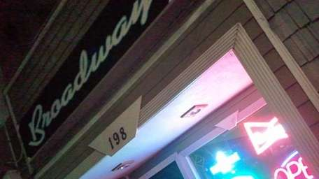 Broadway Bar in Amityville. (March 7, 2012)