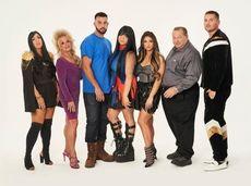 "The cast of TLC's ""Unpolished"": Jennifer Martone, from"