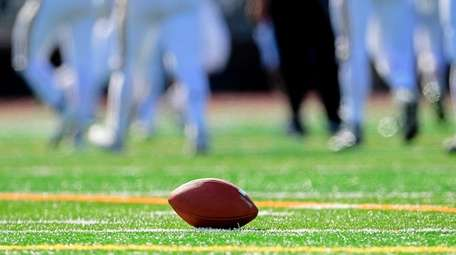 High school football participation numbers on Long Island