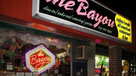 The Bayou restaurant in Bellmore. (Dec.23, 2008)