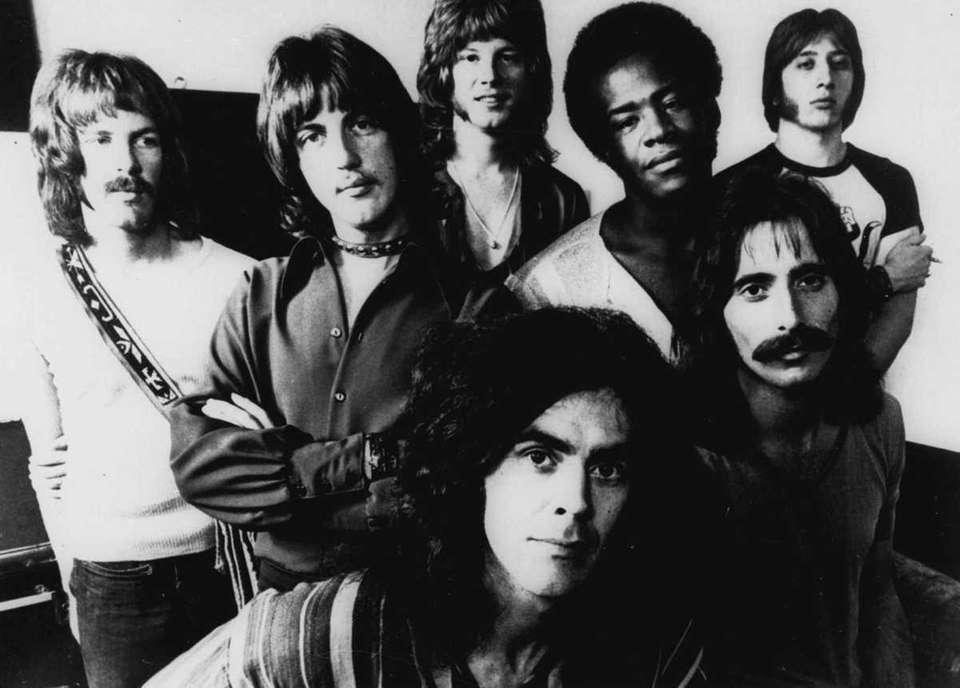 Three Dog Night played the first show ever