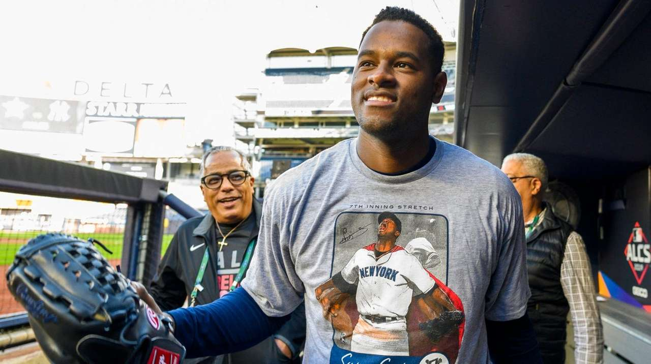 Sevy believes he's up to the task of battling Cole