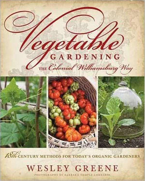 """Vegetable Gardening"" is the ultimate old-school gardening guide."