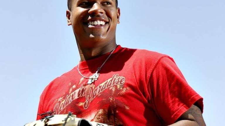 Marcus Stroman was taken with the 22nd overall