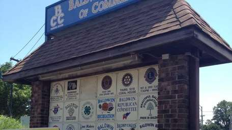 The Baldwin Chamber of Commerce works with local