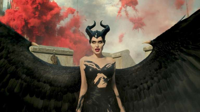 Maleficent Mistress Of Evil Review Needless Sequel Newsday