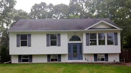 This Mastic Beach home is listed for $319,999.