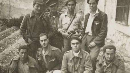 George Haber's uncle Louis Stoloff (lower right in