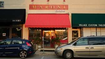 Maroni Cuisine in Northport, September 28, 2019.