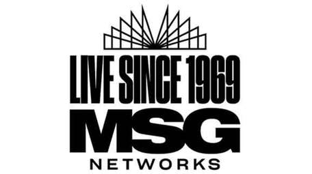 The MSG Networks 50th anniversary logo