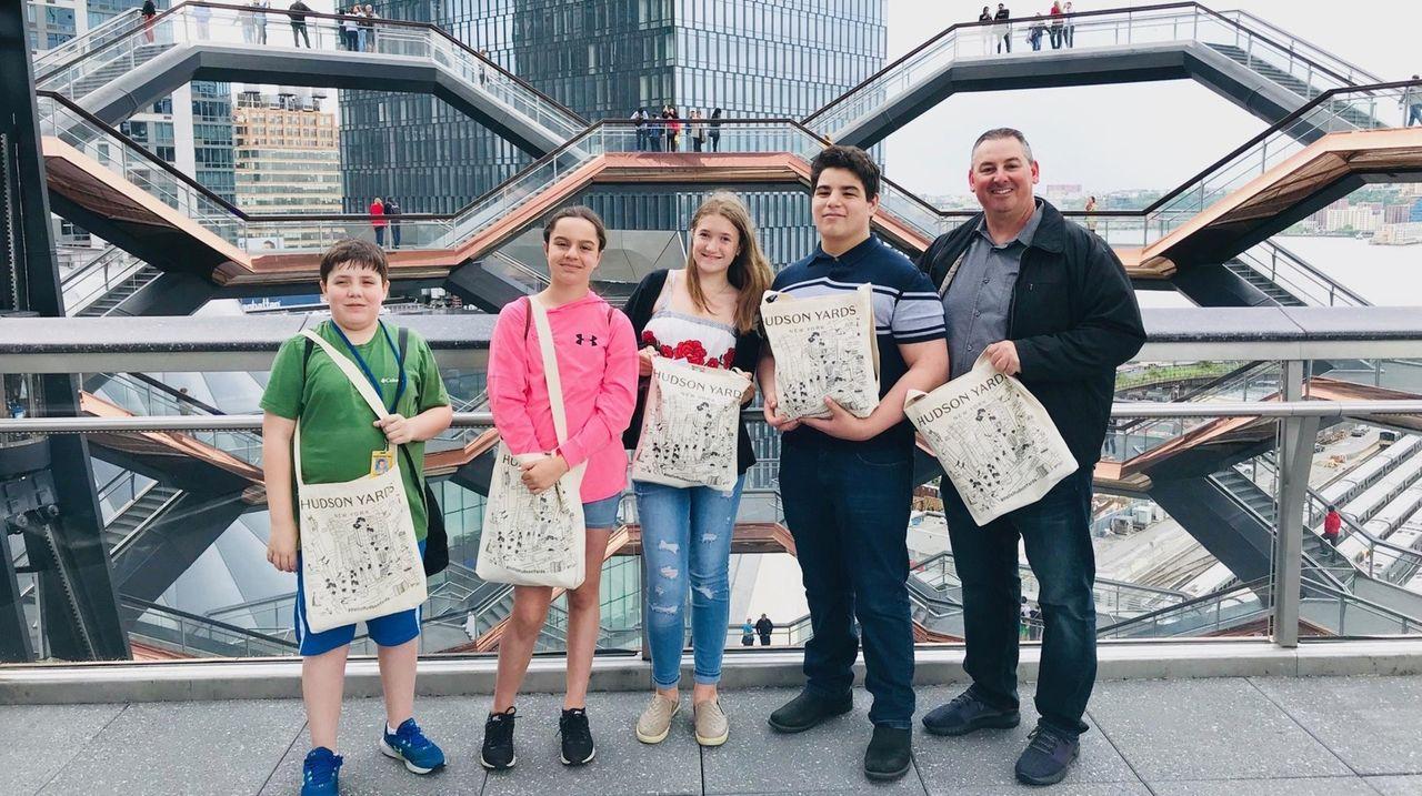 Exploring Manhattan's Hudson Yards