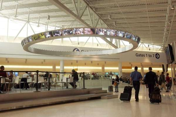 JetBlue has opened a new terminal at JFK