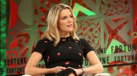 Megyn Kelly speaks onstage at Fortune magazine's Most