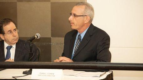 Evan L. Cohen Executive Director of NIFA. The