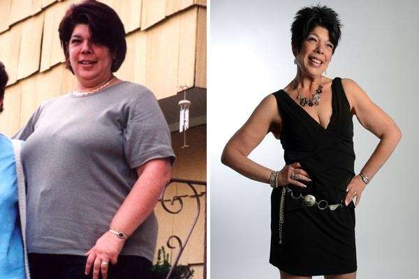 Joy Kocal, 49, of Selden went from 278