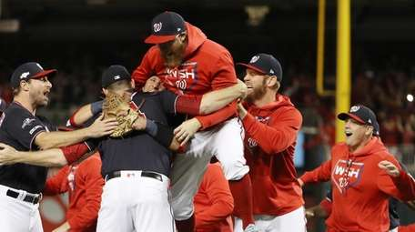 The Washington Nationals were 19-31 in May and