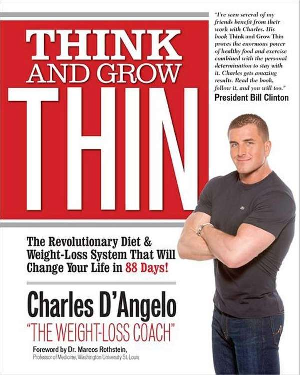 "Cover of "" THINK AND GROW THIN: The"