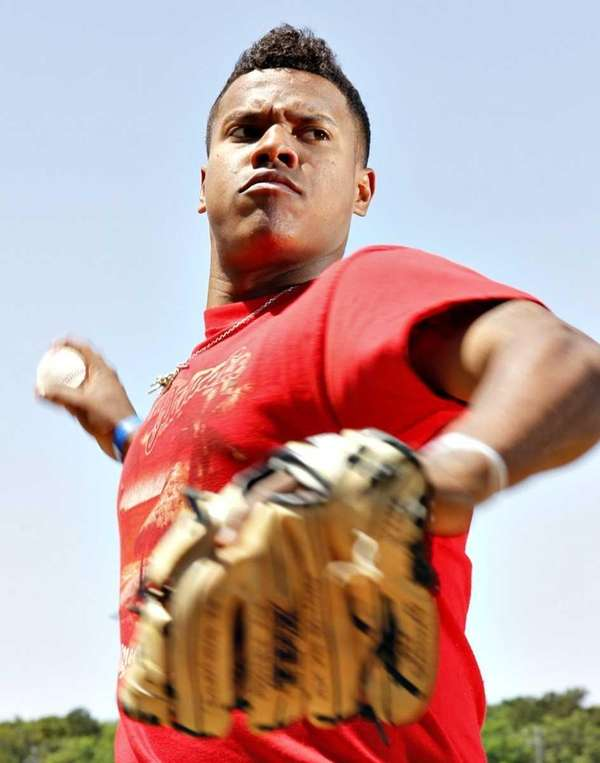 With Team USA in 2011, Marcus Stroman didn't