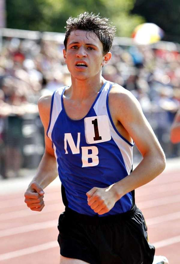 North Babylon's Kris Moran took first in the