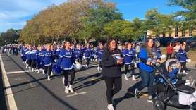 Hauppauge High School held its homecoming celebration on