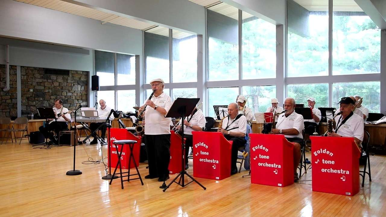 Nostalgia fills the air at performances by the