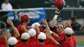 Stony Brook's Travis Jankowski was drafted 44th overall