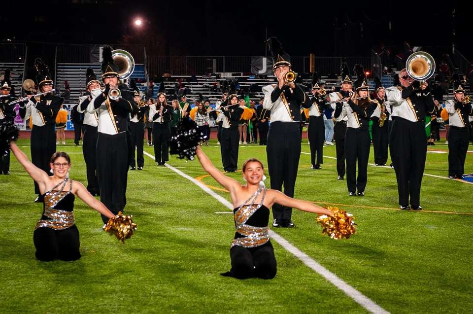 Photos from Wantagh High School's performance at the