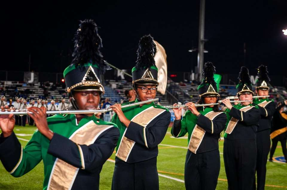 Photos from Longwood High School's performance at the