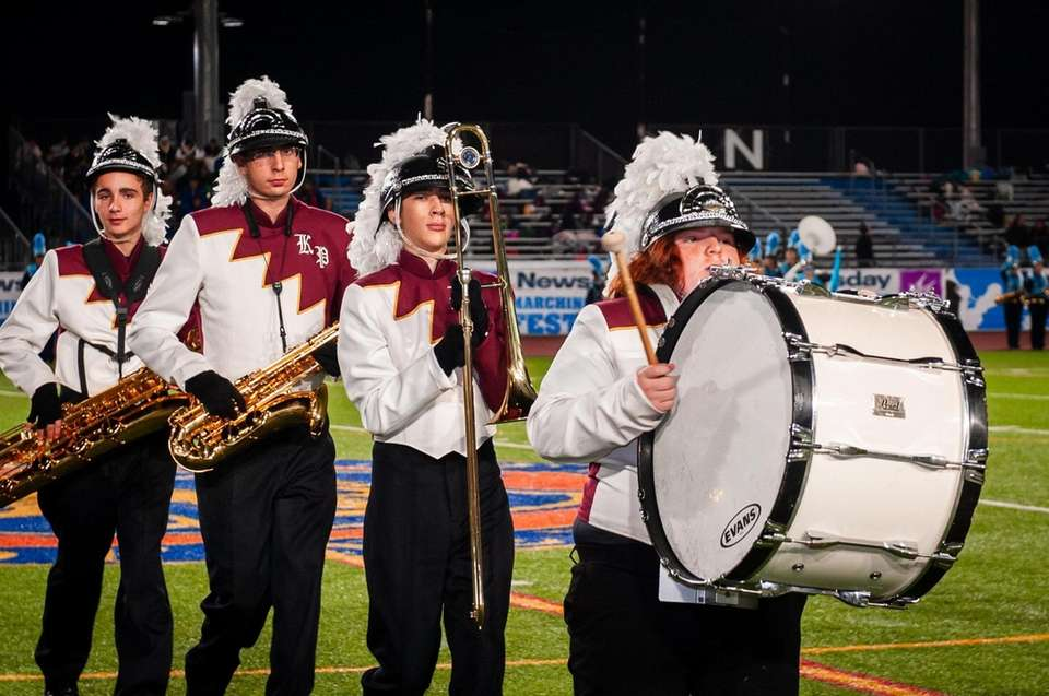 Photos from Kings Park High School's performance at