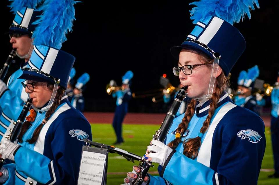 Photos from Rocky Point High School's performance at