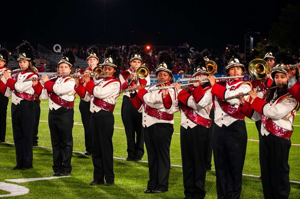 Photos from Freeport High School's performance at the