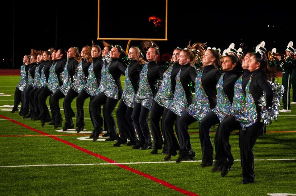 Photos from Harborfields High School's performance at the