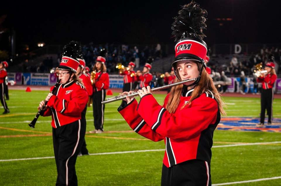 Photos from Patchogue-Medford High School's performance at the