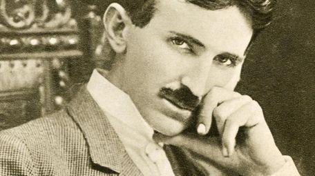 Nikola Tesla (1856-1943), a Serb-American physicist, mechanical engineer