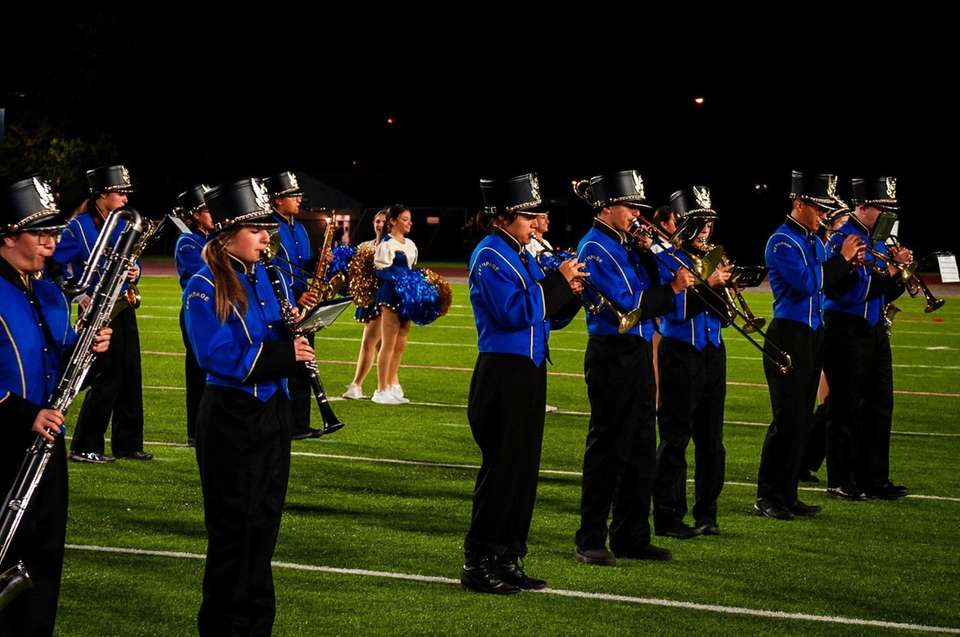 Photos from Bethpage High School's performance at the