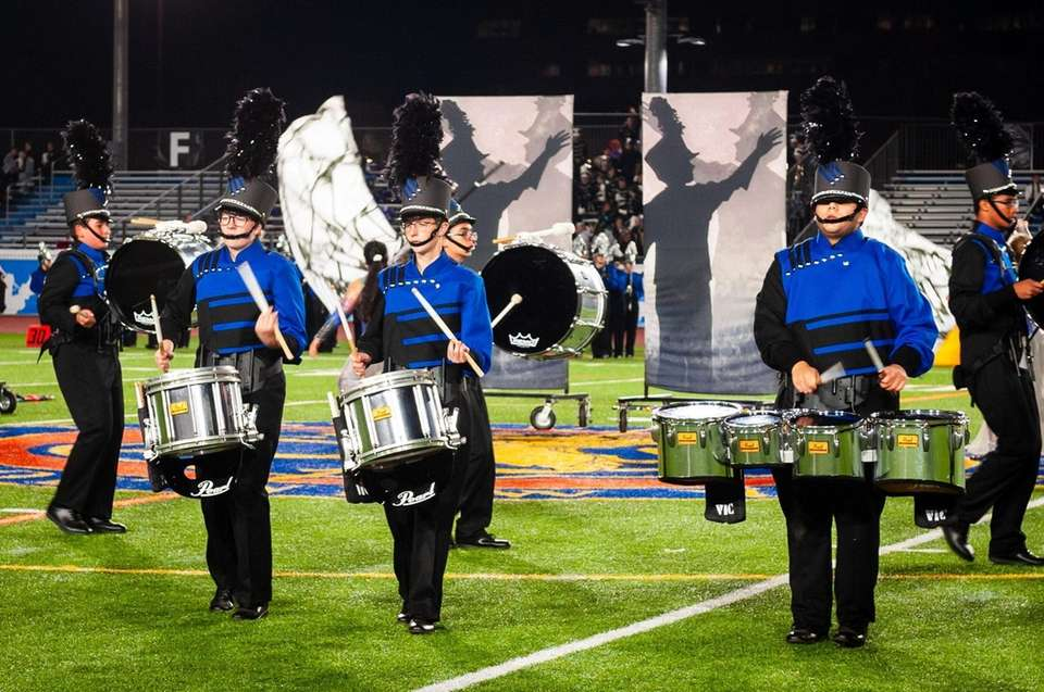 Photos from Division Avenue High School's performance at